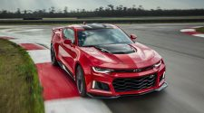 2017 Chevrolet Camaro ZL1 Starts at $62,135