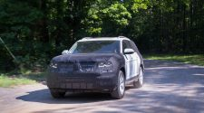 2017 Volkswagen 3 Row SUV Powertrain Details Revealed