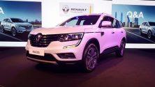 2017 Renault Koleos Will Dazzle Your Eyes