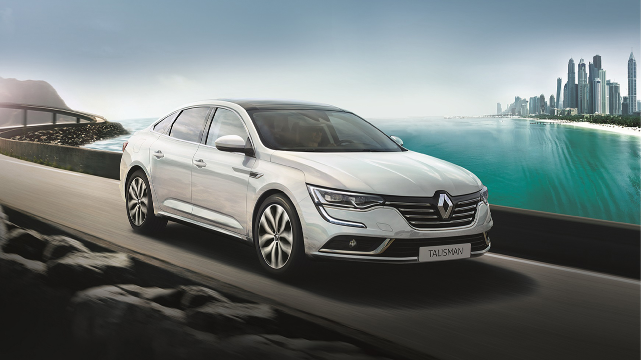 The All New 2017 Renault Talisman Launched In The Uae