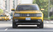 2018 Volkswagen Atlas SUV makes Its Debut