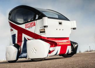 Self-Driving Pod Cars