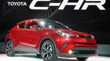 2018 Toyota C-HR Makes Debut at LA Auto Show