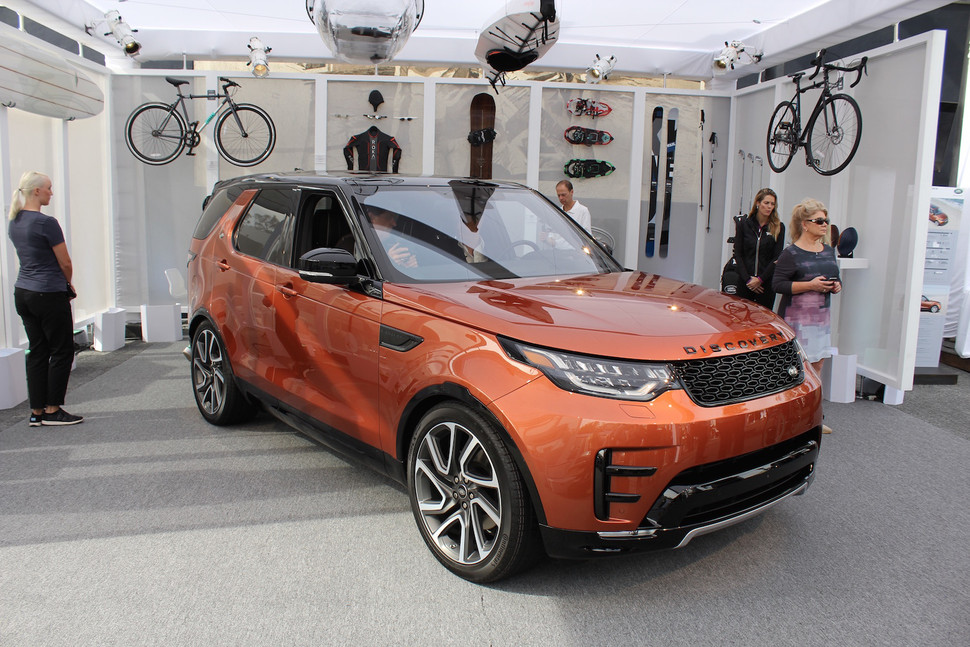 2018 Land Rover Range Rover Vogue latest car prices in United Arab
