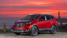 2017 Honda CR-V Pricing Details