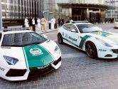 Dubai Police to Deploy 750 Patrols This New Year's Eve