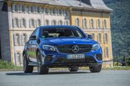 The Mercedes-Benz GLC Coupé is Here