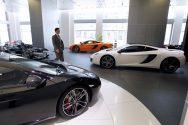McLaren's New Showroom Inaugurated in Dubai