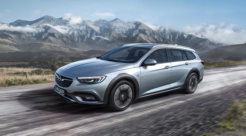 2018 Opel Insignia Country Tourer Arriving In The Uae Motoraty