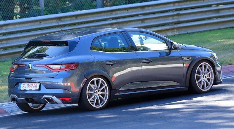 Renault Megane Rs Mule 010 Motoraty