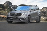 Modified Mercedes-AMG GLS 63
