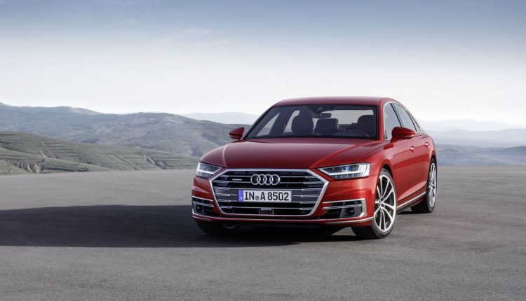 2018 Audi A8 is Fully Luxurious and Self-Reliant