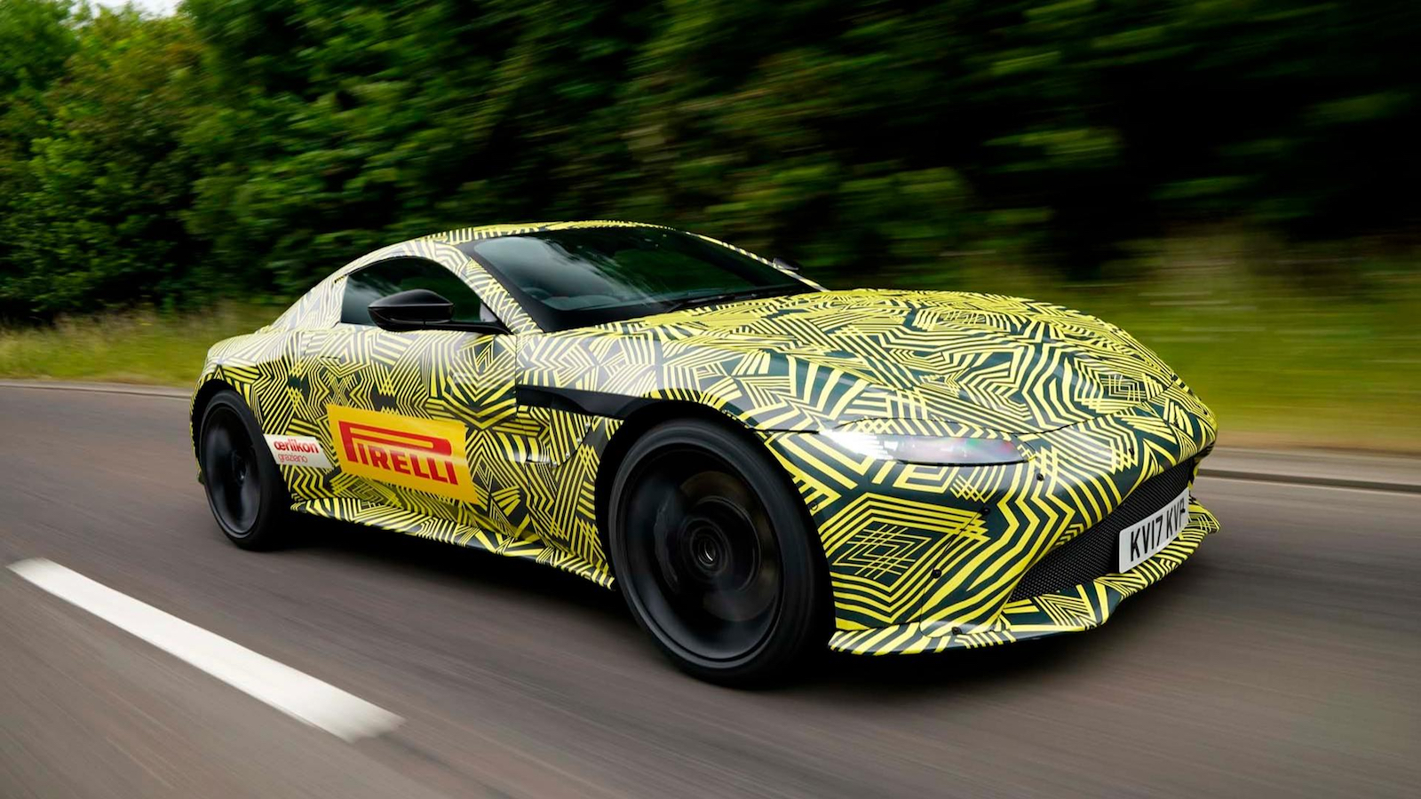 New Aston Martin V Vantage Debuting This Year Motoraty - Aston martin lineup