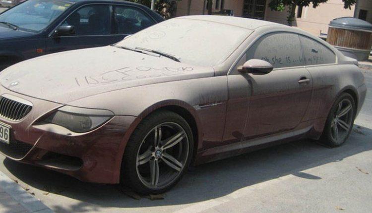 Abandoned Cars Risk Hefty Fines in Dubai