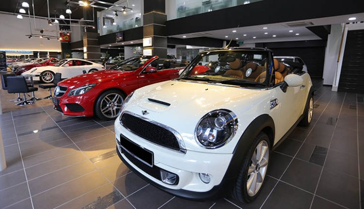 Dubai Car Showrooms to Certify New Cars Before Selling