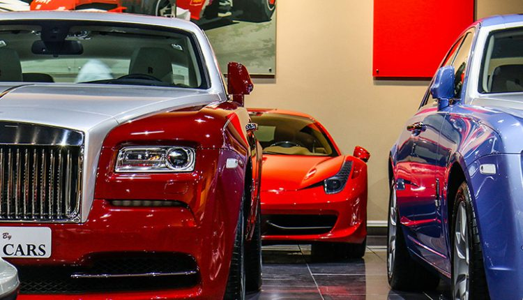 Gulf's Luxury Car Market Seems To Be Recovering in 2017