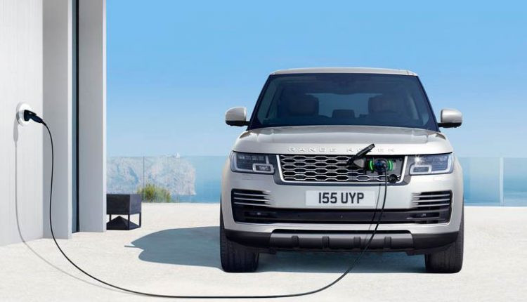 2019 Range Rover Plug-in Hybrid Arriving Next Summer