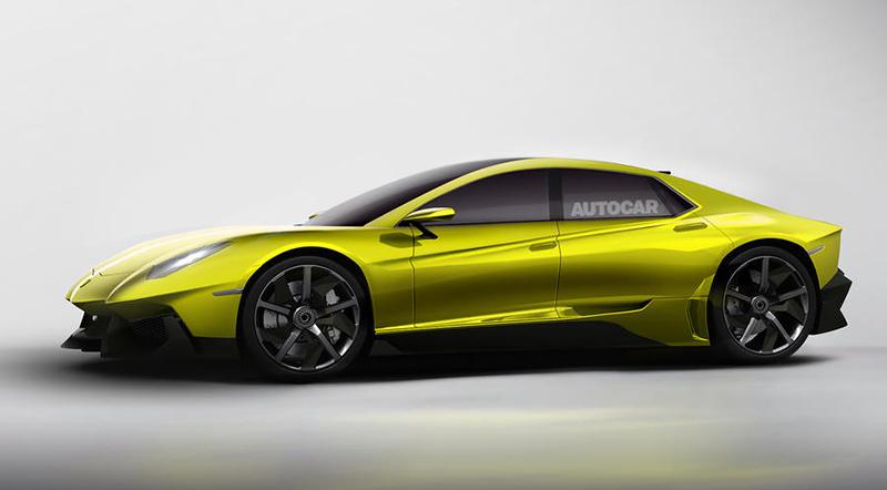 Lamborghini Sedan May Arrive By 2021 Motoraty