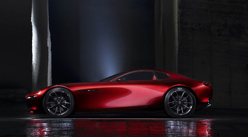 Mazda Rx 9 Rotary Sports Car Wont Be Ready By 2020