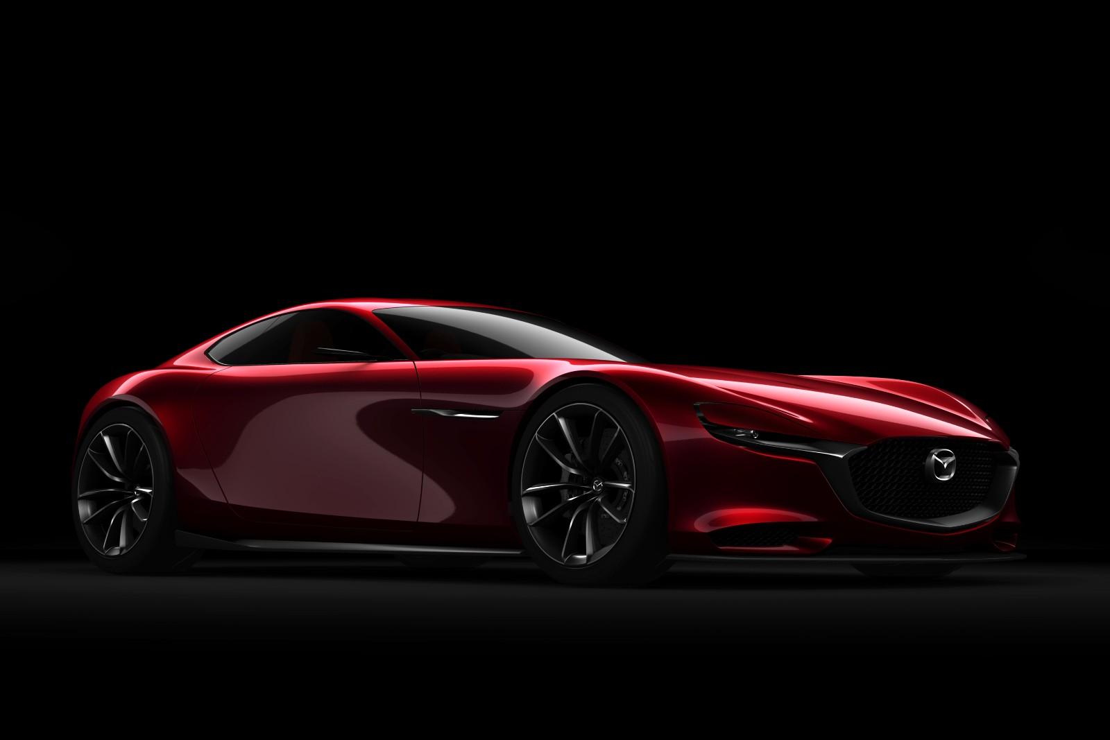 Mazda Rx 9 Rotary Sports Car Wont Be