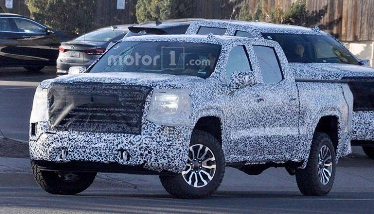 2019 GMC Sierra All-Terrain