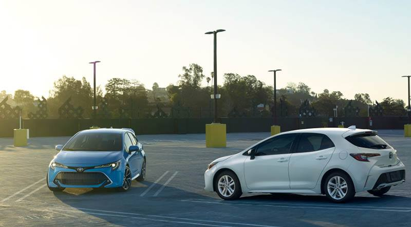 2019 Toyota Corolla Hatchback To Be Revealed At N Y Auto Show Motoraty