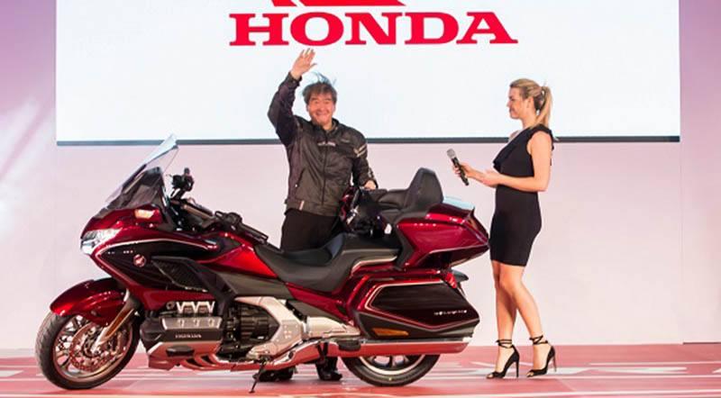 2018 Gl 1800 Goldwing Tour Unveiled By Honda Uae Motoraty