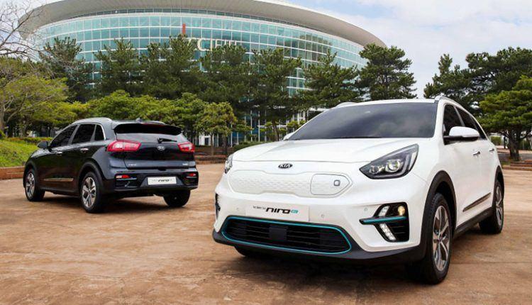2019 Kia Niro Crossover SUV