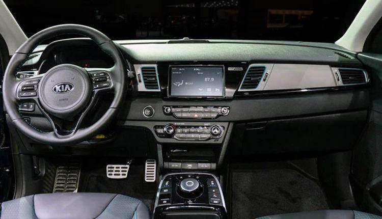 Kia Electric Niro Crossover Interior