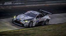 GAZOO Racing's Lexus LC
