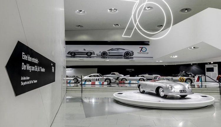 70 Years Of the Porsche Sportscar