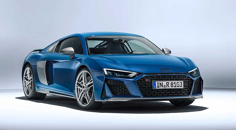 Refreshed 2019 Audi R8 Brings More Power And Aggression Motoraty