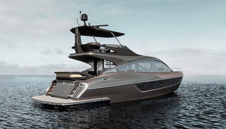 Luxury Yacht LY 650