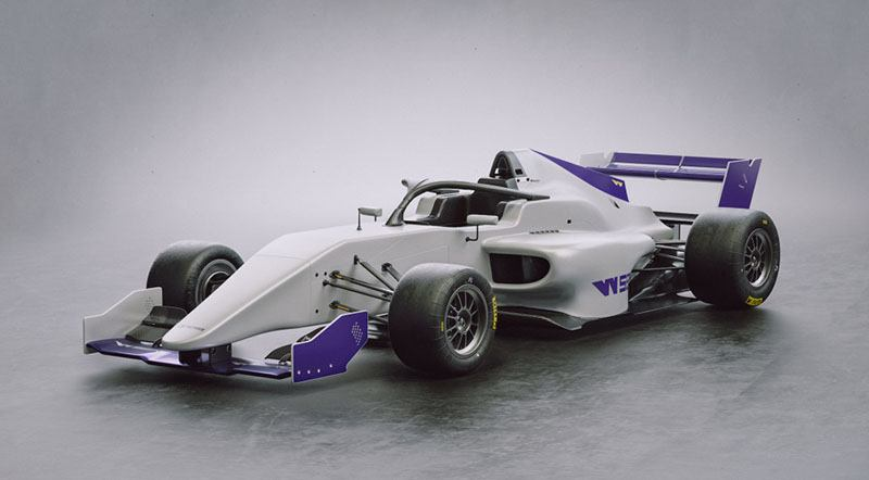 Cars That Start With W >> All Female W Series Race Championship To Start In 2019 Motoraty