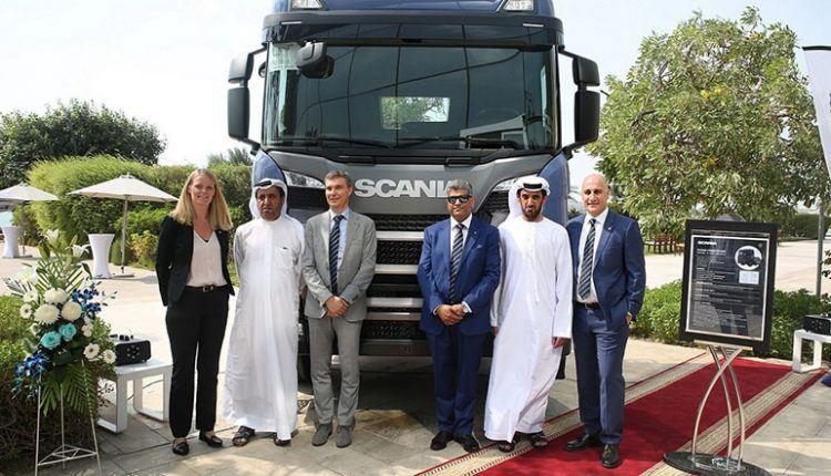 Scania new truck range