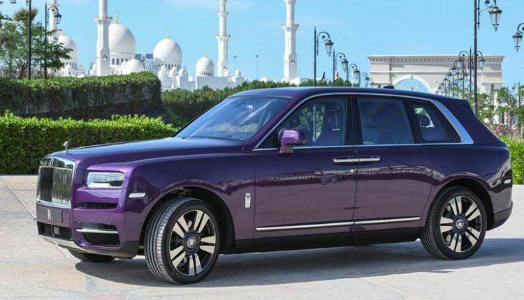 Bespoke Rolls-Royce Cars