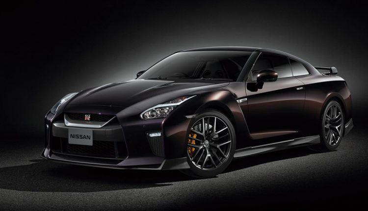 special edition GT-R