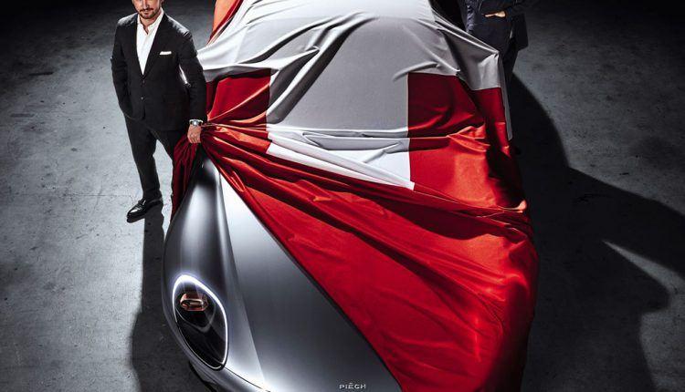 Mark Zero Sports Car Concept