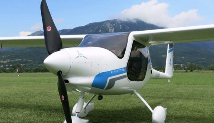 Pipistrel Alpha Electro Aircraft