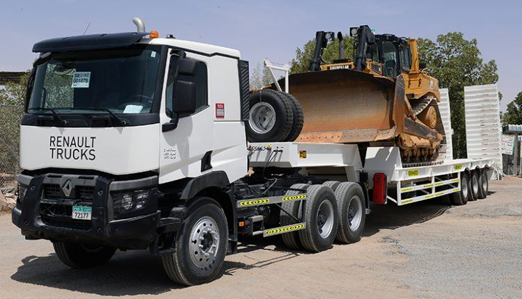 New Renault Trucks