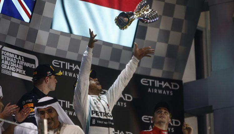 2019 Formula One Abu Dhabi Grand Prix