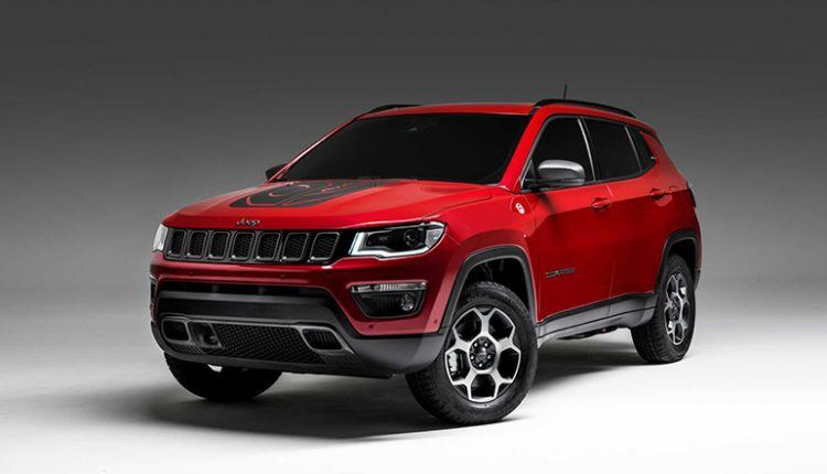 Jeep Wrangler, Compass, And Renegade Plug-In Hybrids