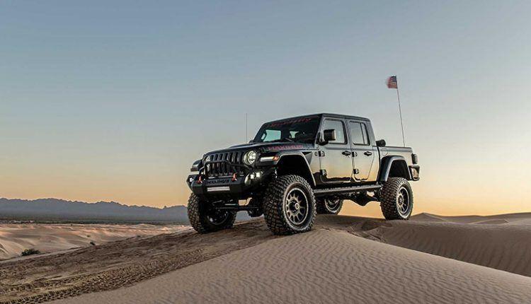 Hennessey Maximum Jeep Gladiator