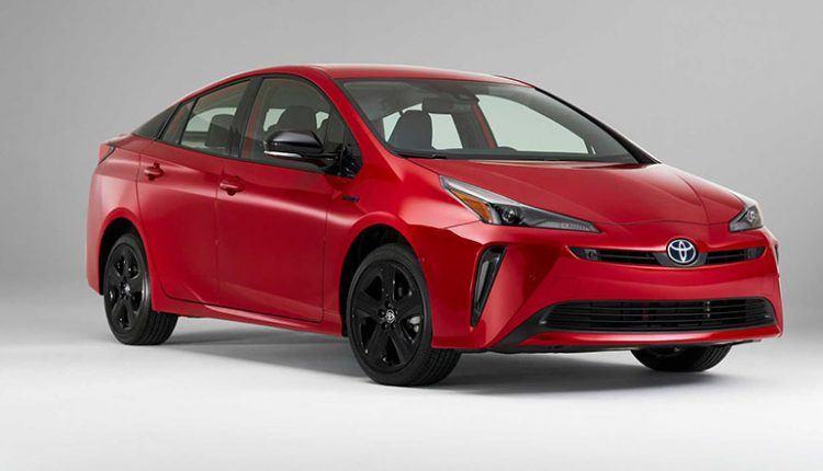 Toyota Prius 2020 Edition