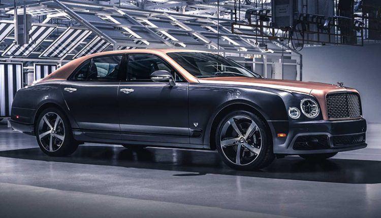 Final Bentley Mulsanne