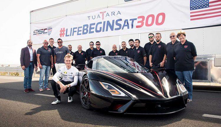 World's Fastest Production Car
