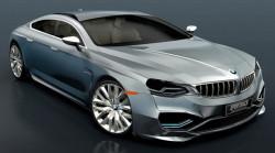 سي في كى تصميم مستقبلي لسيارة بي ام دبليو سبورتباك