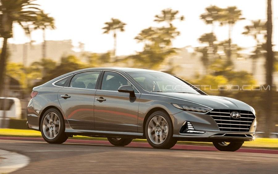 سوناتا 2020 >> سيارة هيونداي سوناتا 2020 الجديدة كليا موتوراتي