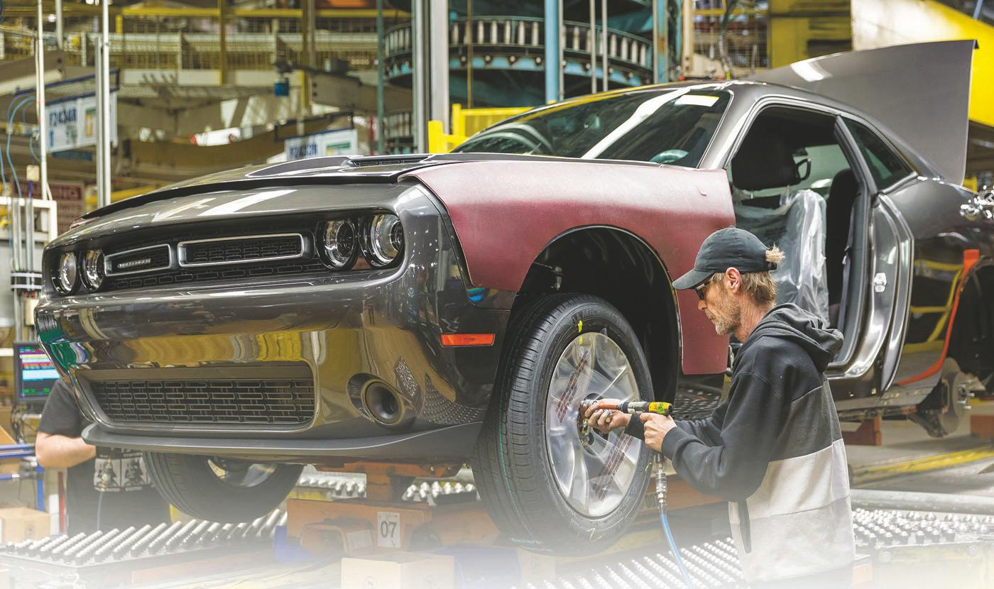 Next Gen Dodge Challenger And Charger Delayed Till 2020 Motoraty