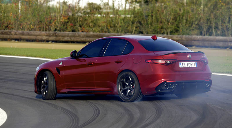 2018 alfa romeo giulia quadrifoglio price increased motoraty